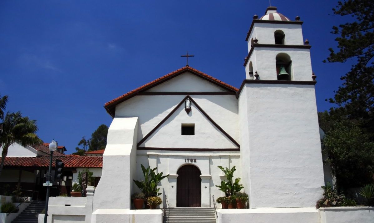 Feed Your Spirit at the Mission San Buenaventura