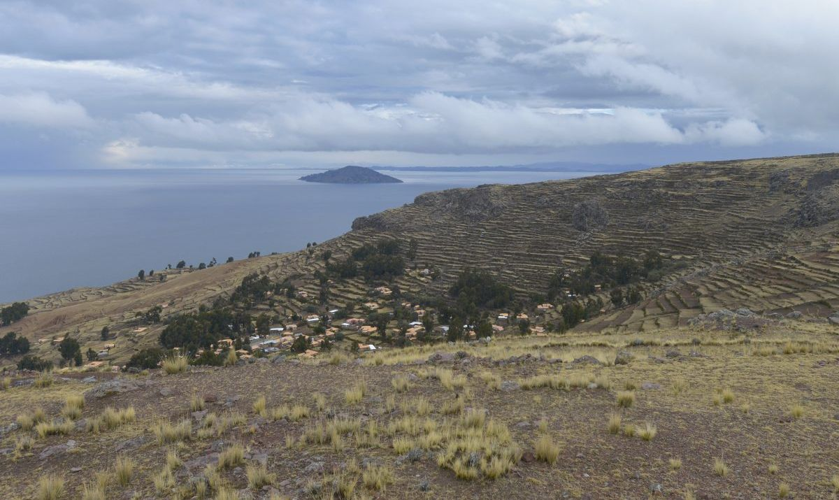Communities on Amantani Island share hosting duties