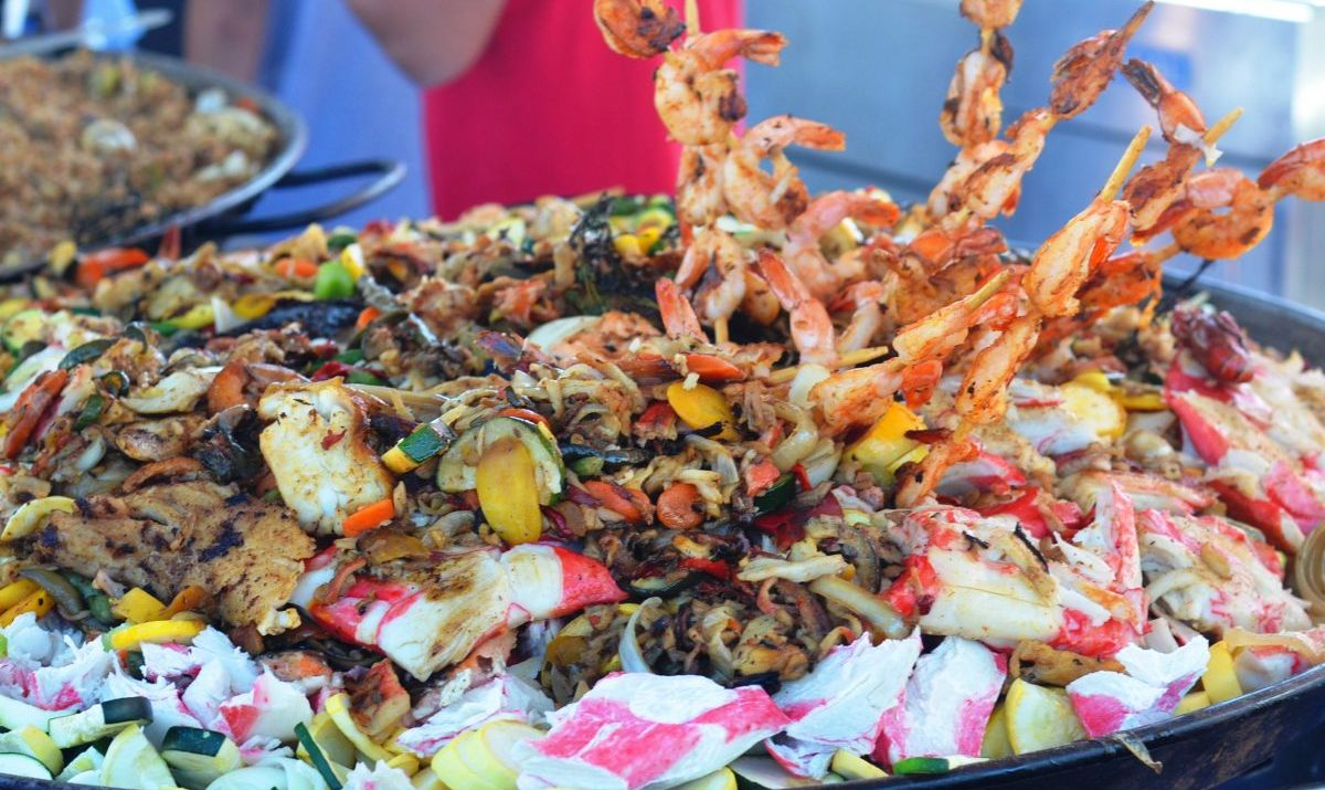 Fresh Seafood is Cooking at the Marco Island Seafood & Music Festival