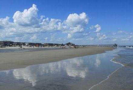 Find the Best Georgia Beaches in Georgia