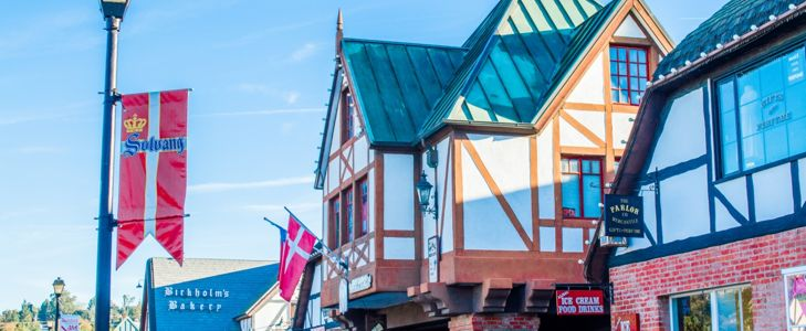 Embrace Danish Culture in Solvang, California