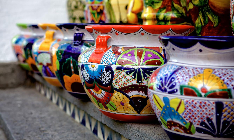 talavera pottery, Mexico