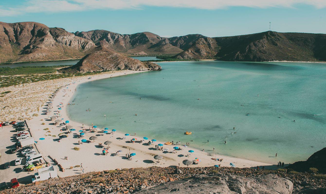 Balandra Beach, La Paz