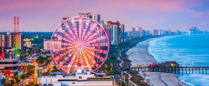 Top Hotel Choices in Myrtle Beach