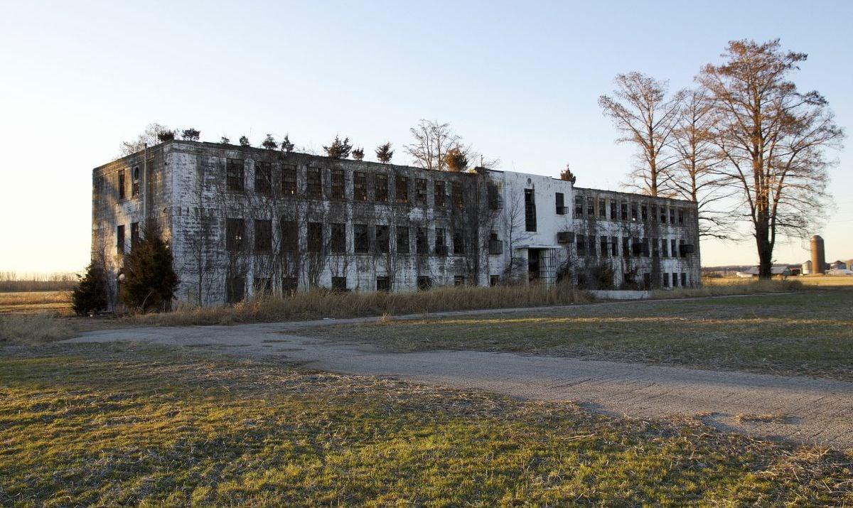 Missouri has many hauntings