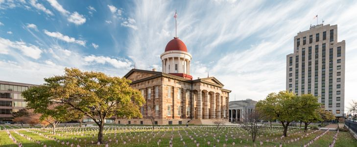 Experience History in Springfield, Illinois