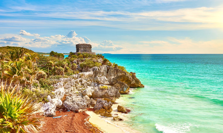 Caribbean coast of Mexico - Quintana Roo - Cancun - Riviera Maya