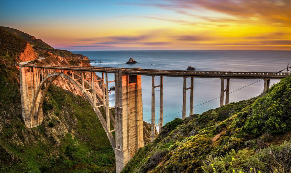 California's Wonderful Scenery