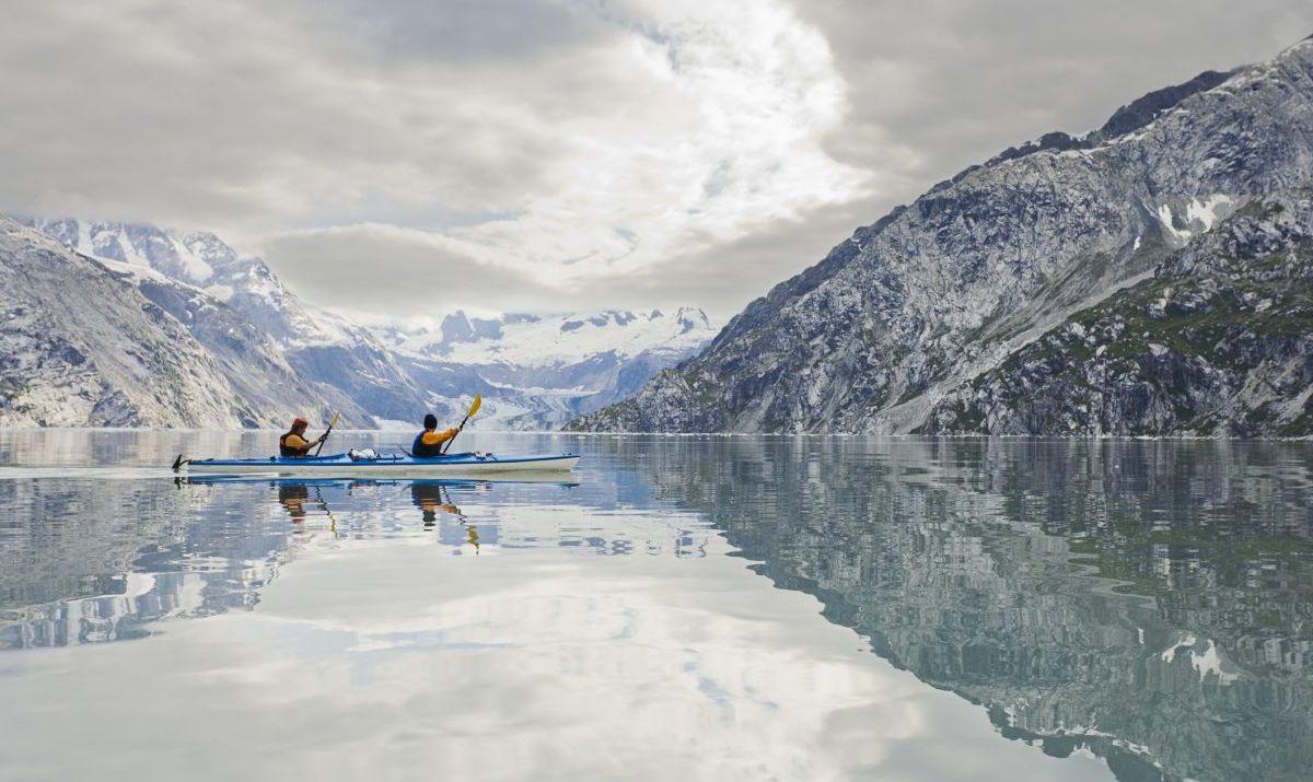The inspiring Alaskan wilderness