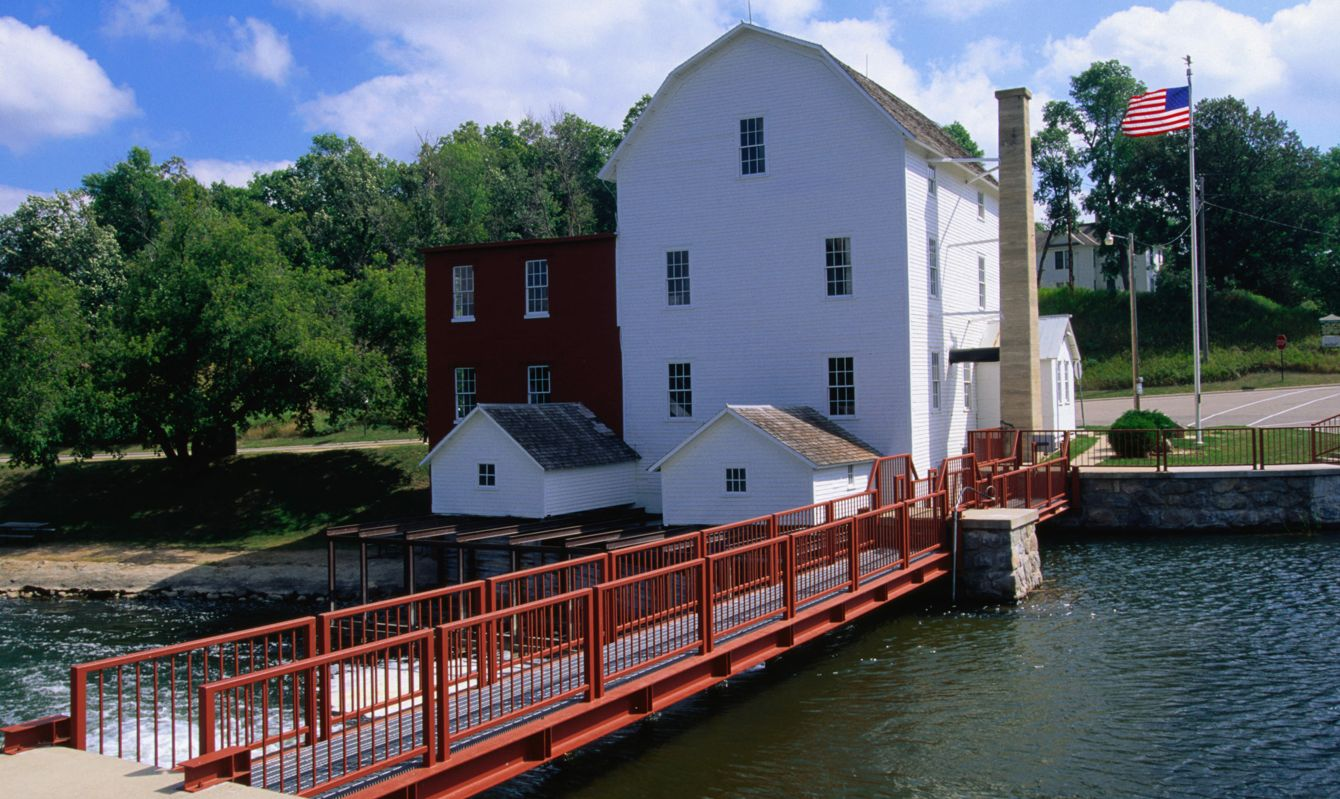 The Phelps Mill dates form 1889