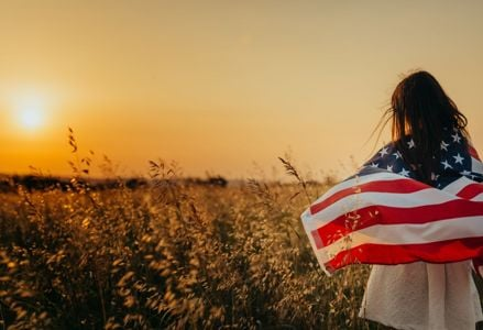 The Most Patriotic States in America