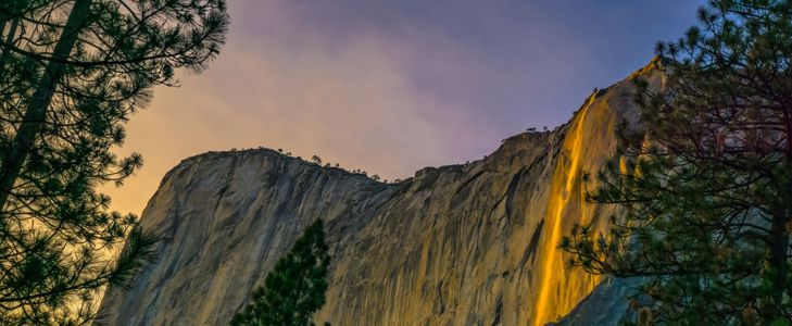 How to See Yosemite's Gorgeous Firefall