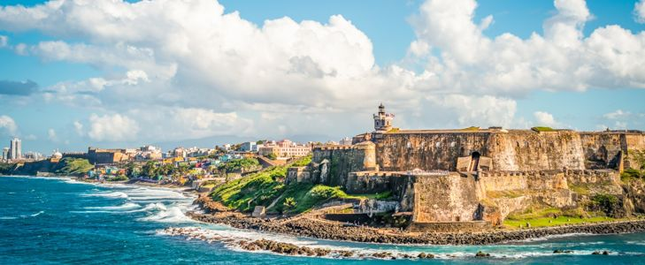 Old World Meets New in San Juan, Puerto Rico