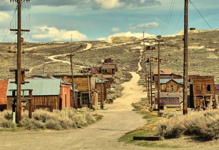 Fascinating Ghost Towns in America