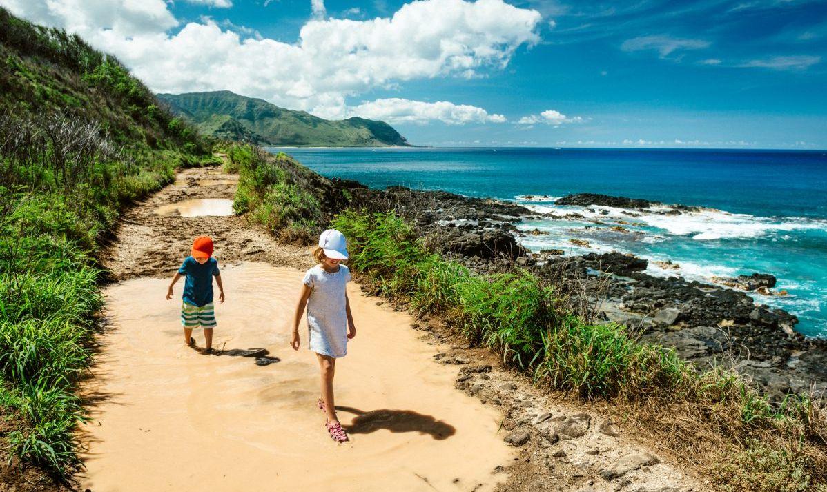 oahu hawaii island spring break