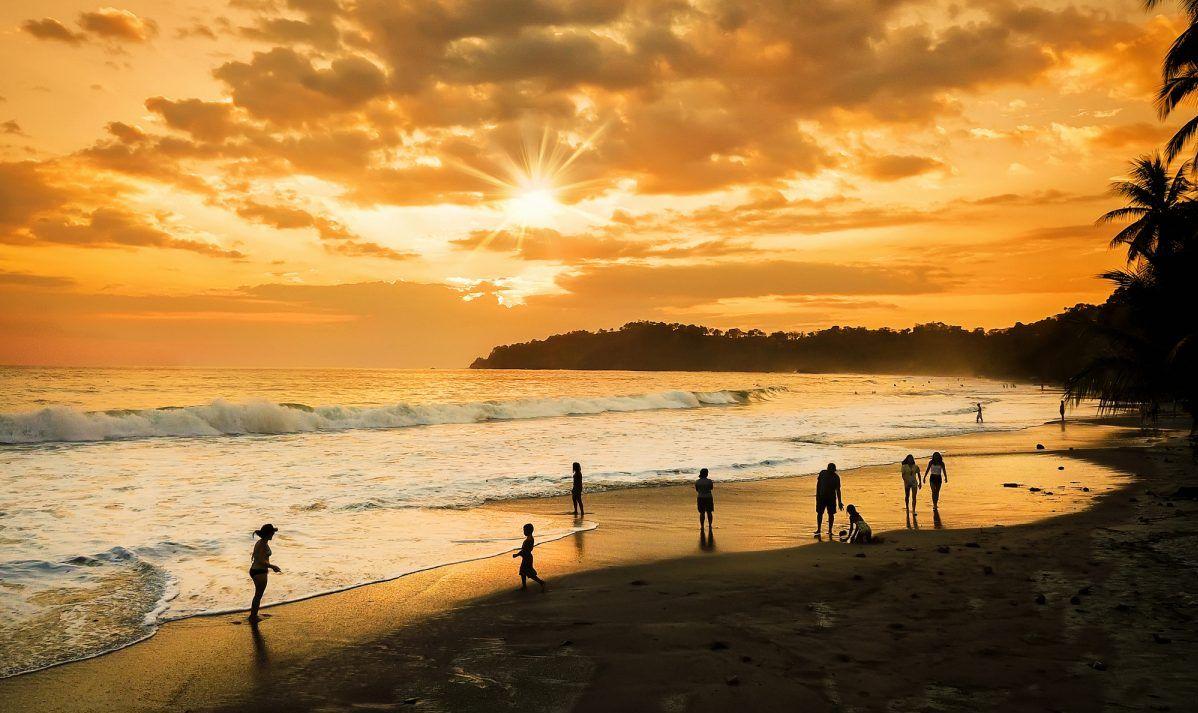 beachfront resort destination families