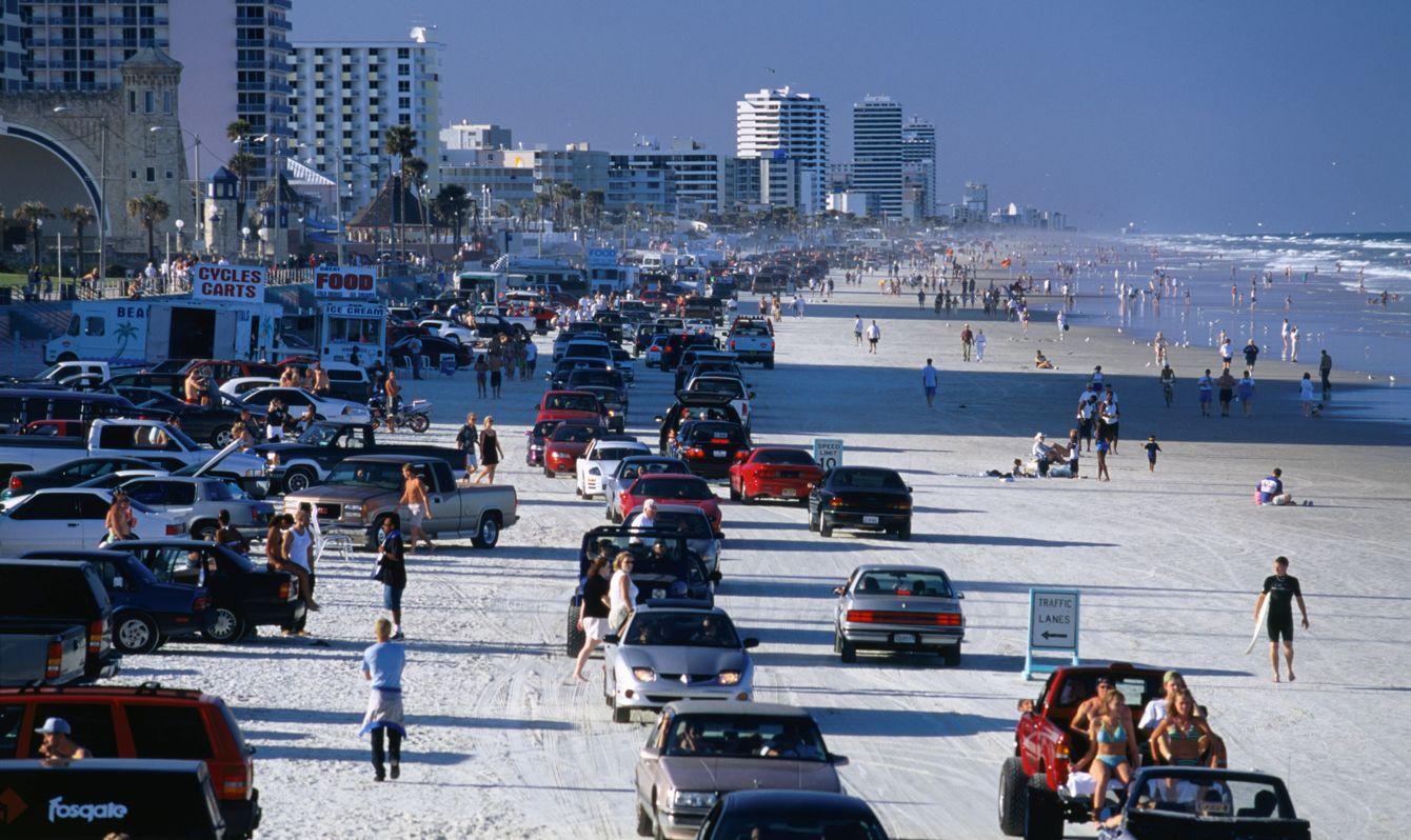 North America, United States of America, Florida, Daytona Beach