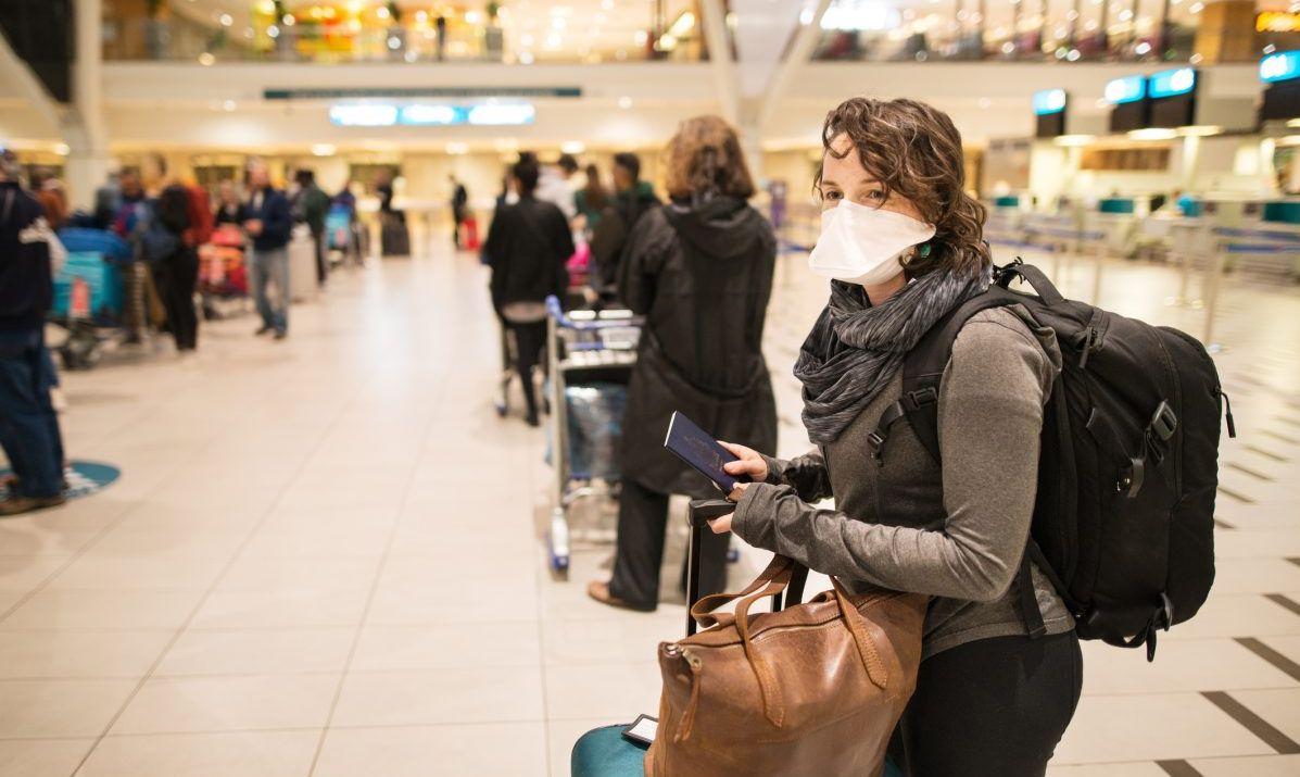 community transmission travel protection protocols