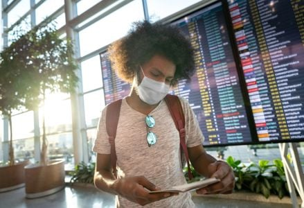 How Your Risk of Getting Covid Affects Your Travel Plans