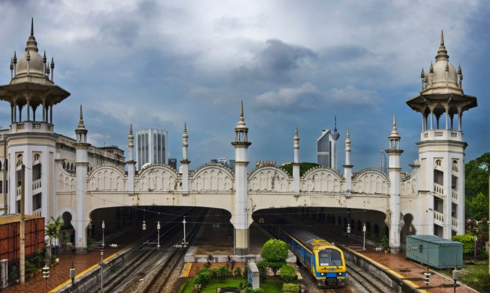 Kuala Lumpur Railway Station, Malaysia