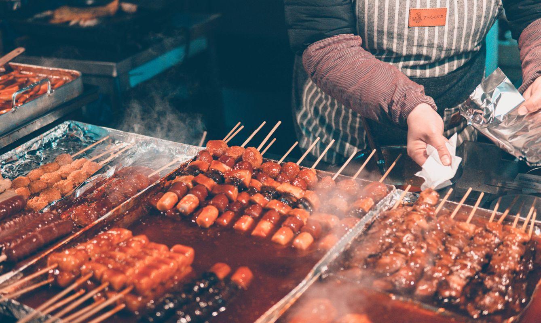 Korean barbecue bulgogi