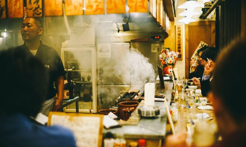 Shinjuku Restaurant in Shinjuku, Japan
