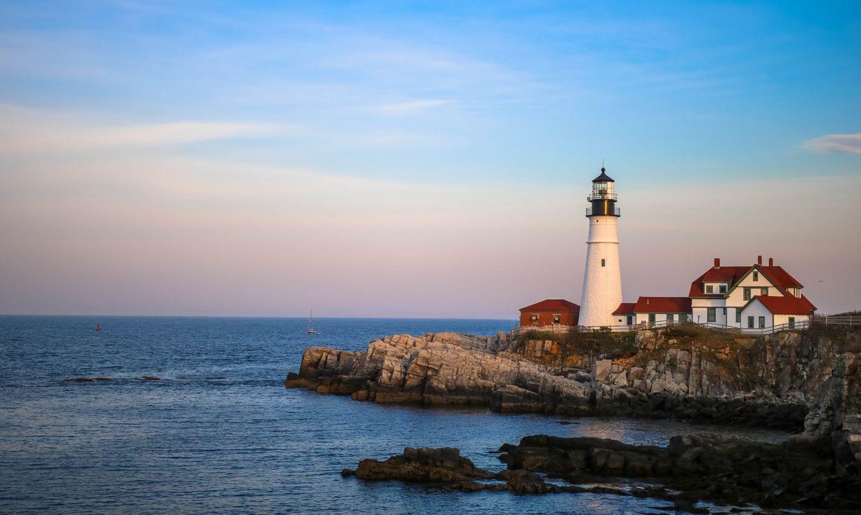 Portland Head Lighthouse, Cape Elizabeth, United States