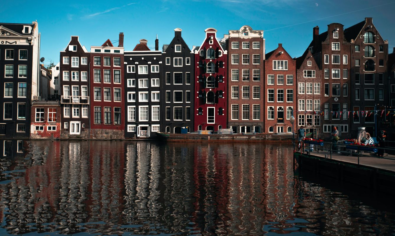 Colors from Amsterdam