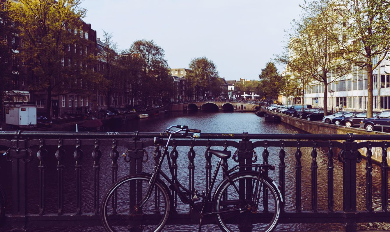 Alone in Amsterdam