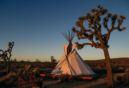 Relax at the Best Glamping Spots in America