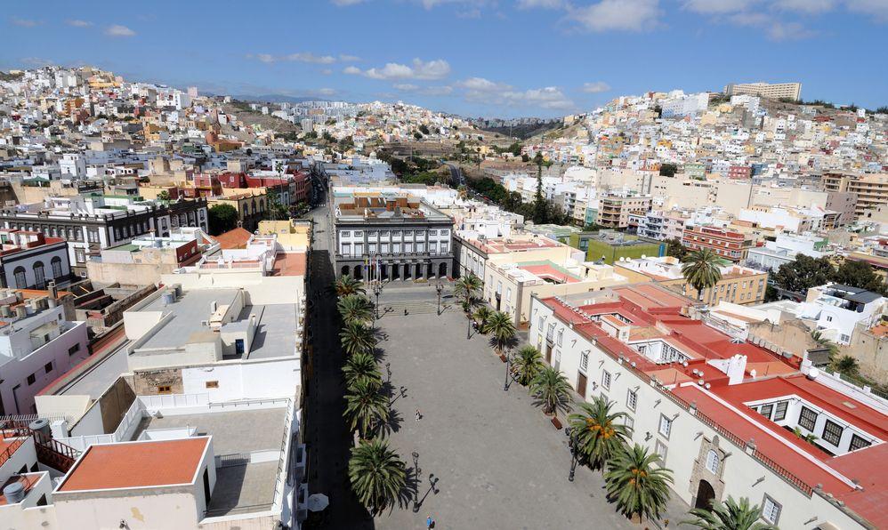 Las Palmas, Tenerife, Canary Islands