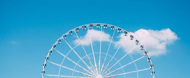 Have Fun on the World's Best Ferris Wheels