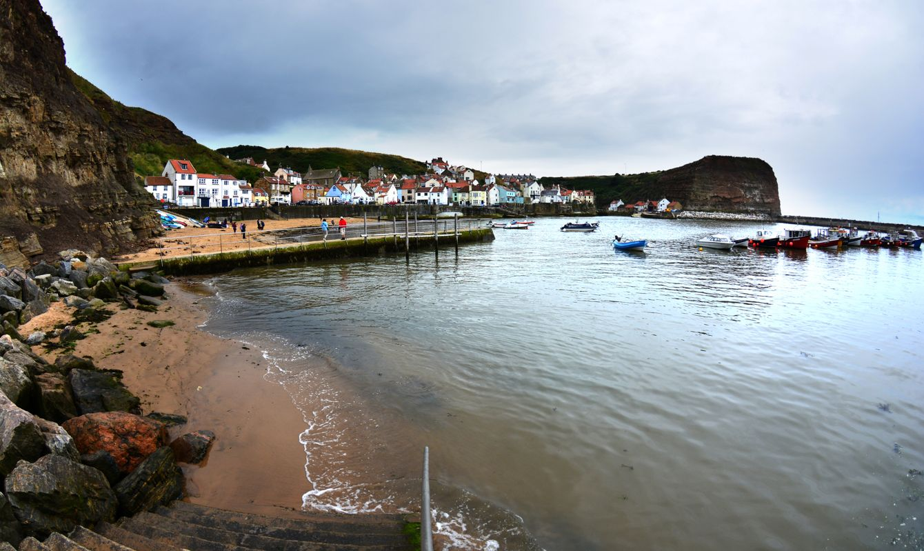 Taken on a visit to Staithes.