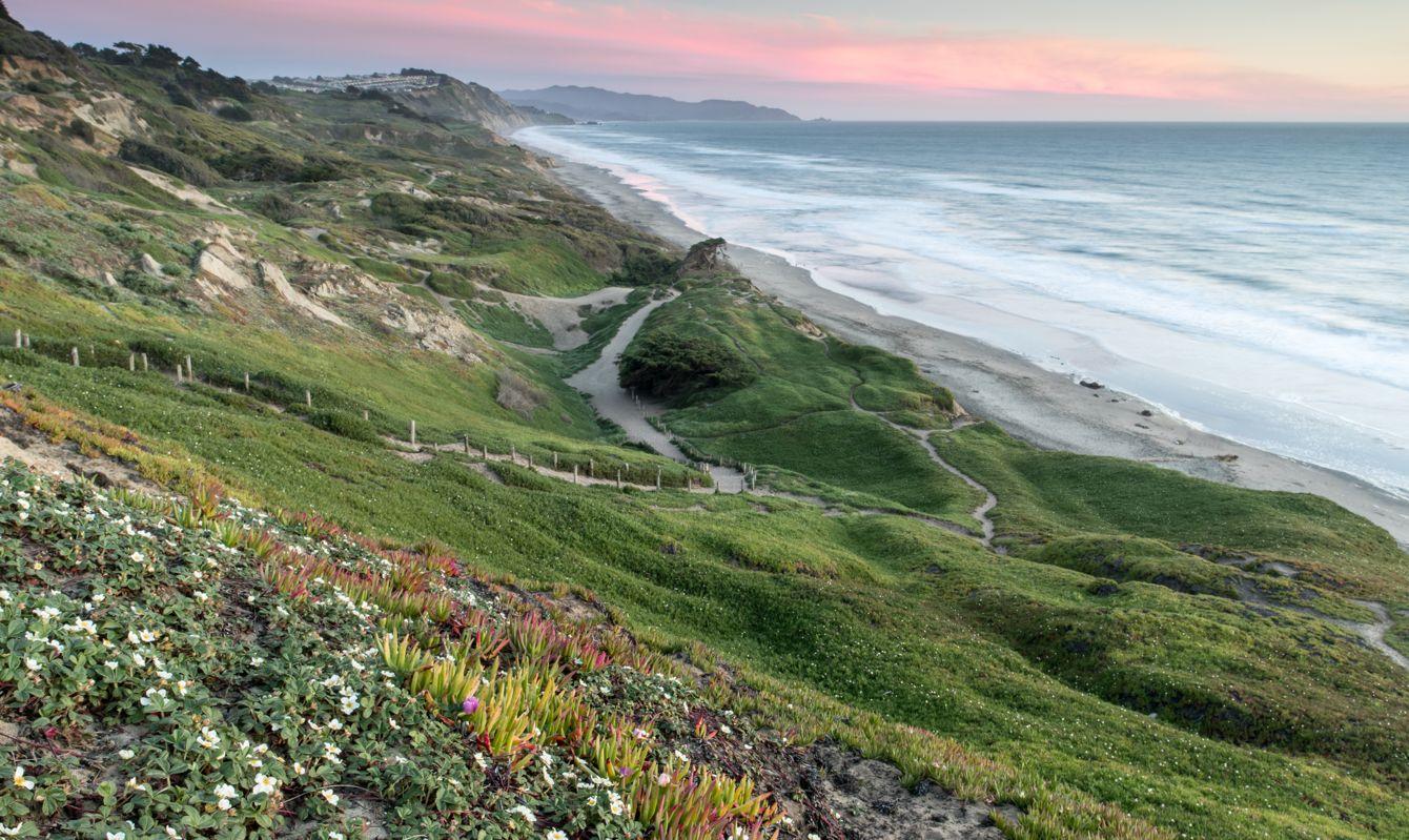 Golden Gate National Recreation Area, California, USA.