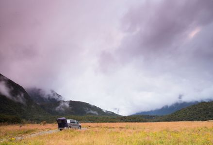 Stunning Places in New Zealand to Camp