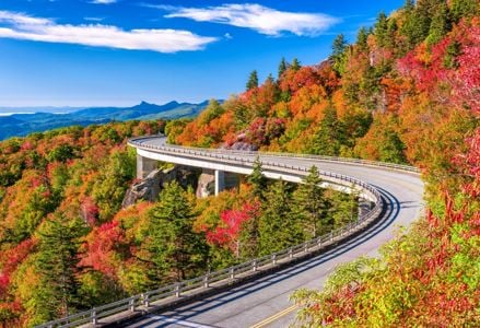 The Best Places to See Fall Foliage in the U.S.