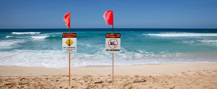 Gorgeous Beaches Known for Gruesome Deaths