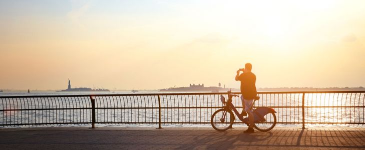 From Sea to Shining Sea - Explore the USA by Bike