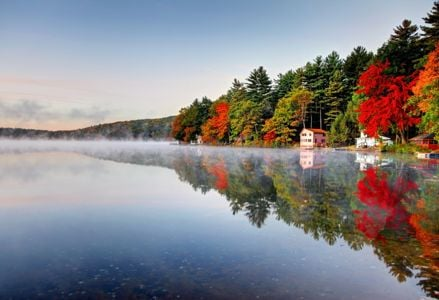 Enjoy America's Best Fall Travel Destinations