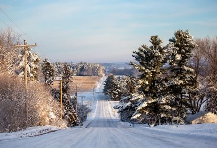Best Midwestern Places to Delight to Be Snowed In