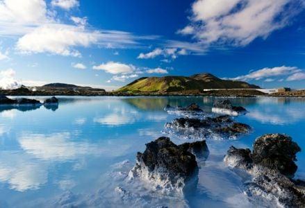 Travel Destinations with Big, Blue Skies