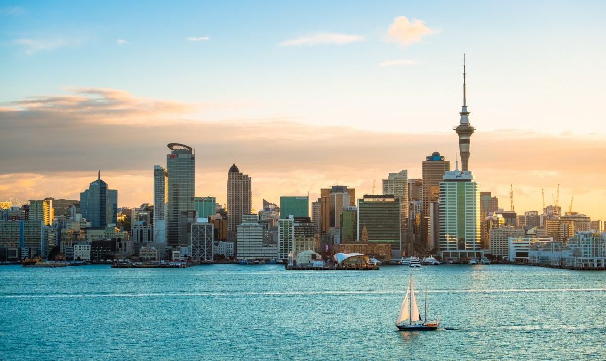 Auckland serves as home to Air New Zealand's operations.