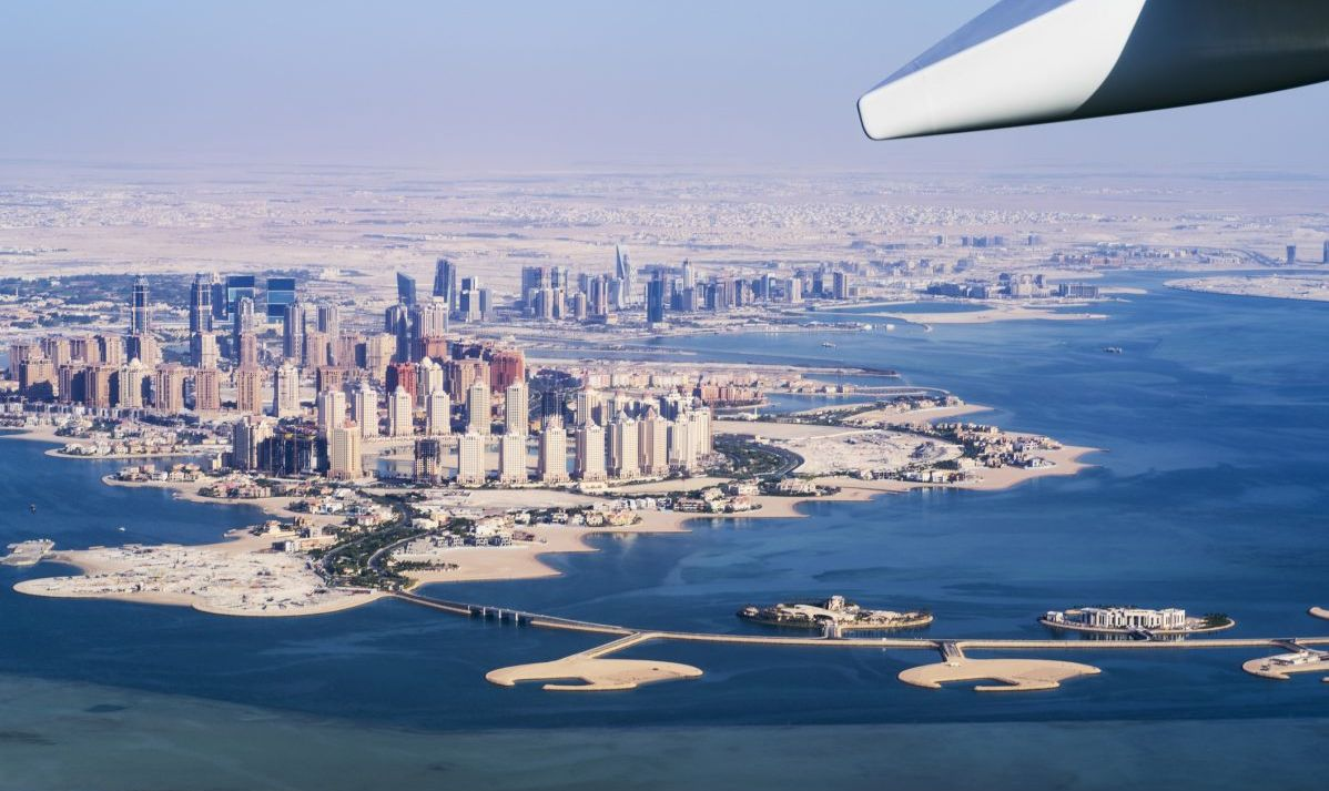 Doha, the home city of Qatar Airways