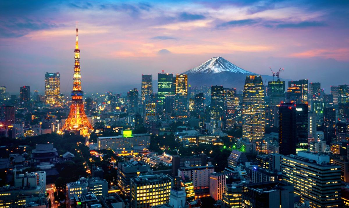 Tokyo is one of four hubs in Japan for Japan Air Lines