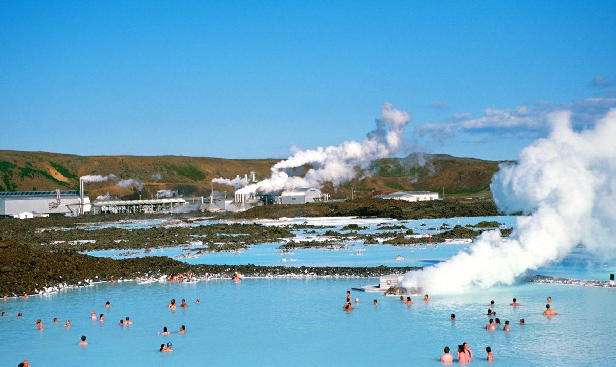 The Blue Lagoon, Reykjavik, Iceland