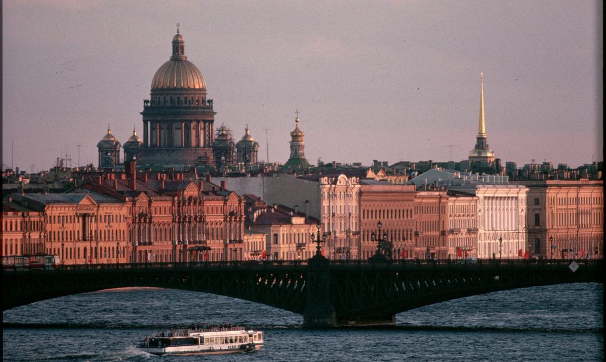 Once known as Leningrad, St. Petersburg is now one of Russia's most modern cities.