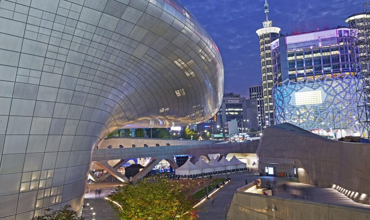 Seoul is one of the most modern cities in the Far East.