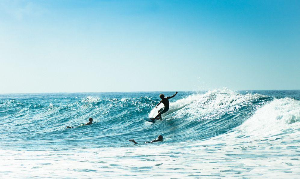 Puerto Rico - Surfing
