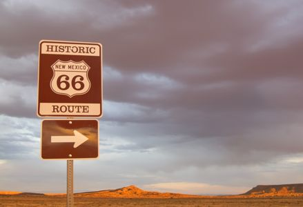 You Can Still Get Your Kicks on Route 66