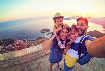 Popular Selfie Spots Around the World